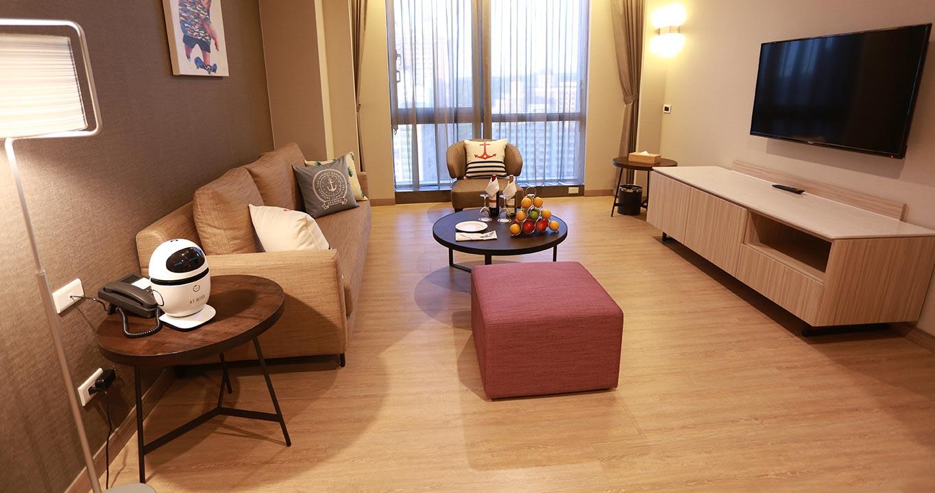 公寓套房2